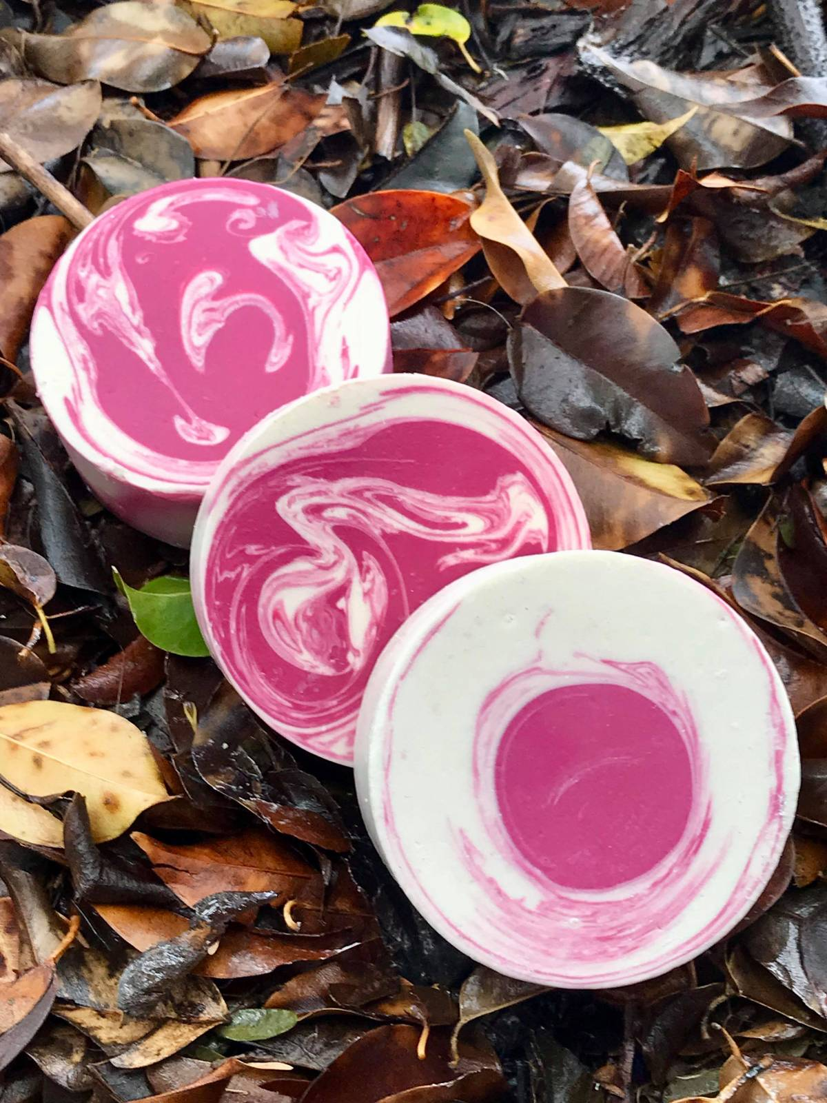 Goats Milk Rose Geranium & Patchouli